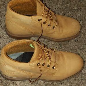 Timberland Boots-size 9